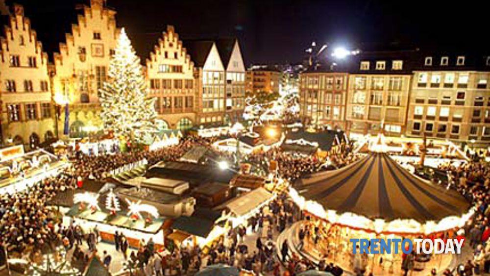 Natale A Trento.L Origine Dei Mercatini Di Natale