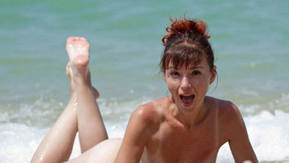 women in yoga pants getting nude having sex