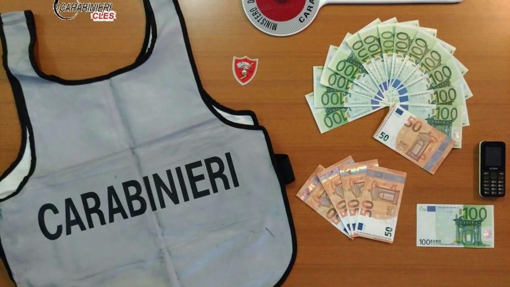 Banconote false per migliaia di euro: arrestata coppia di ...