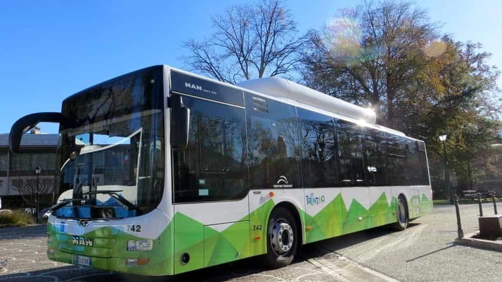 Mezzi pubblici, nuovi bus da Trento a Povo in arrivo a ...