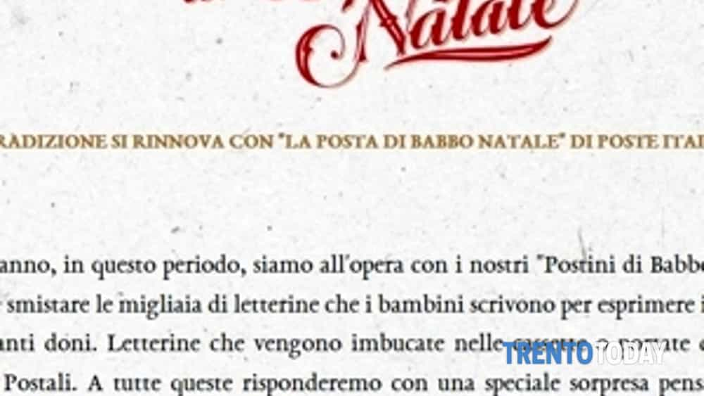 Babbo Natale Letterine.Poste Italiane Rinnova La Tradizione Delle Letterine A Babbo Natale